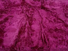 Crushed Velvet Fabric For Curtains Cerise Crushed Velvet Fabric Curtain Upholstery