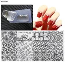 wholesale mezerdoo 1 jelly stamp stamper 1 scraper 1 image plate