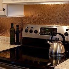 kitchen copper backsplash copper backsplash home garden ebay