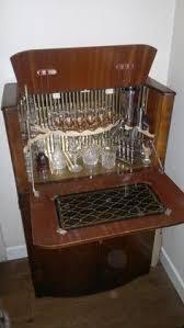 art deco drinks cabinet vintage cocktail cabinet 1950s 1960s drinks bar retro drink bar
