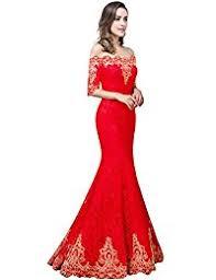 amazon com off the shoulder formal dresses clothing shoes