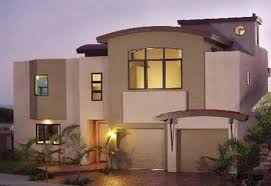 Indian Home Exterior Colors Astonish House World Pinterest
