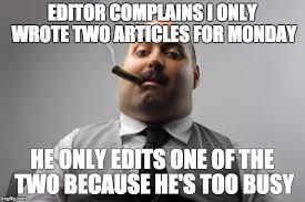 Photo Editor Memes - scumbag boss latest memes imgflip