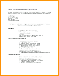 resume for high graduate with little experience jobs sle resume high no work experience