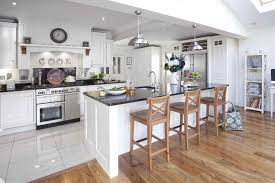 Wood Floor Ideas For Kitchens Cool Tile To Hardwood Transition Ideas For Your Home Flooring