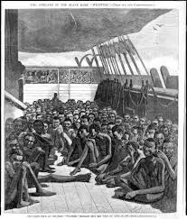 a of slavery in modern america the atlantic harris on the illegal trans atlantic trade