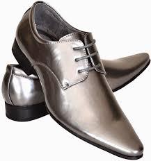 chaussures mariage homme grises brillantes powershoes