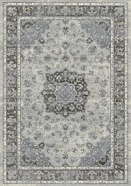 Black And Silver Rug Ancient Garden 57559 9656 Silver Grey Area Rug By Dynamic Rugs