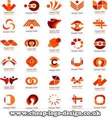 cheap logo design orange abstract logo design ideas www cheap logo design co uk