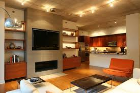 Modern Wall Mounted Entertainment Center Built In Fireplace Entertainment Center With Floating Shelves