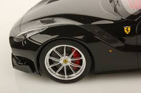 Ferrari F12 Black - ferrari f12 tdf 1 18 mr collection models