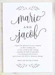 wedding invitation calligraphy 9 calligraphy wedding invitations free sle exle format