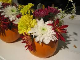ugly or pretty my thanksgiving fall floral centerpiece flower