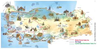 map travel detailed travel map of turkey turkey detailed travel map