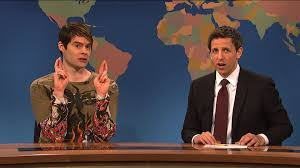 stefon thanksgiving watch saturday night live