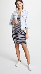 maternity dress ingrid striped maternity dress shopbop save up to 25