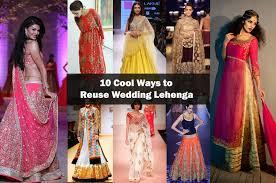 Ways To Drape A Dupatta 10 Creative Ways To Re Use Wedding Lehenga Looksgud In
