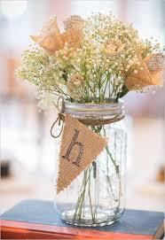 Wedding Centerpieces Using Mason Jars by Best 25 Babys Breath Centerpiece Mason Jar Ideas On Pinterest