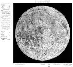 Moon Flag From Earth Apollo 11 Moon Landing