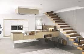 cuisine contemporaine en bois cuisine en bois bois clair meuble de cuisine en bois bois clair