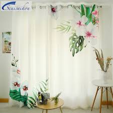 compare prices on children flower curtains online shopping buy