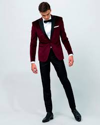 slim fit mens wedding suits 2 piece formal groomsmen groom tuxedos