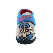 postman pat applique slippers u2013 variety shop