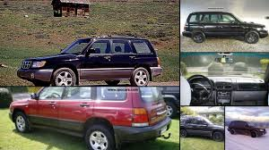 subaru forester off road 1998 subaru forester off road news reviews msrp ratings with