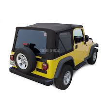 2003 2006 jeep wrangler soft top trilogy acoustic