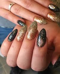 Black Diamond Lights Black Diamond Glam And Cinnamon Glitter Gels From Light Elegance