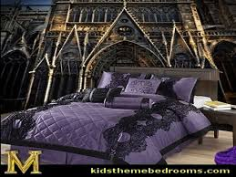 bedroom gothic bedroom furniture sets alchemy bedding bedspreads