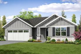 Cottage Bungalow House Plans by Ranch House Plans Flagstone 31 059 Associated Designs