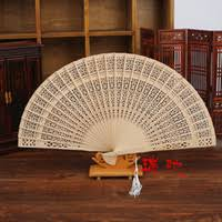 wooden fans wholesale wooden fan buy cheap wooden fan from