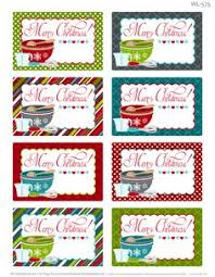 christmas address labels free template download design by erin