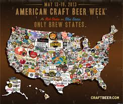 Portland Brewery Map by The Best Beer By State Aleheads World Beer Map Of Awesome By Pure