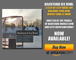 Build A Backyard Ice Rink How To Build A 24 U0027x40 U2032 Backyard Rink For Under 250 U2013 Backyard