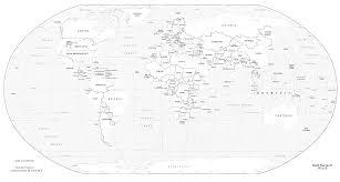 Political World Map Political World Map Black And White Id 107732 U2013 Buzzerg