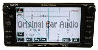 lexus gps dvd australia 04 05 06 lexus es330 voice navigation gps system lcd display