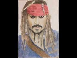 how to create a captain jack sparrow pirate costume how to draw captain jack sparrow pirates of the caribbean making