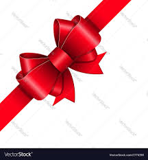 ribbon bow ribbon bow royalty free vector image vectorstock