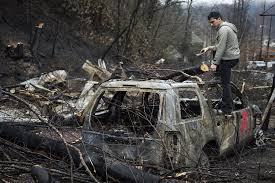 Wildfire Chicago Open Table by 2 Juveniles Charged In Tennessee Wildfires That Killed 14
