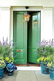 front doors front door painted red front door in downpipe paint