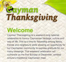 cayman thanksgiving celebrations in europe