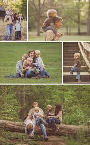 Outdoor Family Picture Ideas Family With Three Boys In Outdoor Rustic Park Chattanooga Child