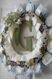 Welcome Home Baby Party Decorations by Best 25 Baby Boy Wreath Ideas On Pinterest Baby Shower Wreaths