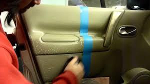nettoyage de siege de voiture en tissu nettoyage paneau de porte voiture detailing concept com vente de