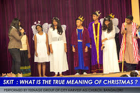 christian skit drama comedy what is the true meaning of