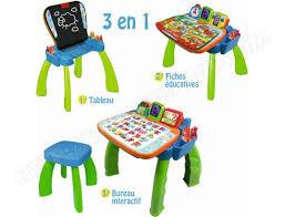 bureau 3 en 1 jeu éducatif vtech magi bureau interactif 3 en 1 154605 pas cher
