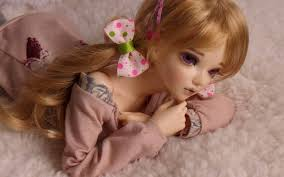 wallpaper cute baby doll lovely doll blonde toy hd anime wallpapers for mobile and desktop