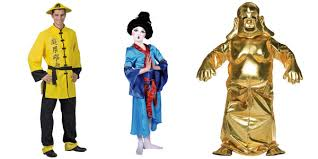 Halloween Costumes China 8 Offensive Asian Halloween Costumes Discrimination